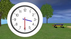 Telling Time to the Half Hour. In this video we teach half past and how you would write that time. We use both digital and analog clocks to teach the children the concepts. Please share the youtube video and check it out on our website at  https://www.commoncore4kids.com/