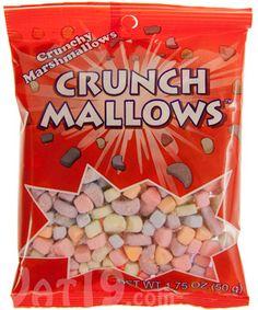 Crunchmallows $3