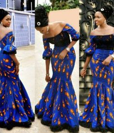 Fresh Ankara Collection 2017 For Ladies