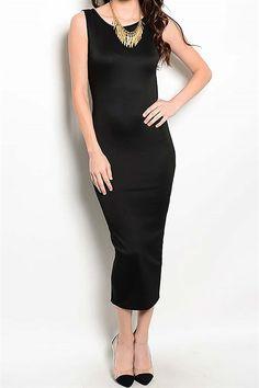 That Perfect Black Dress