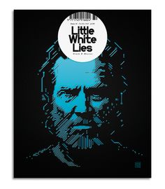 Little White Lies has put it's 'Tron Legacy' issue on the stands and it looks like an extra fun issue. There are some very relevant 'Tron-inspired' topics in this issu… Ascii Art, Tron Legacy, Illustration Design Graphique, Digital Illustration, Magazine Illustration, Graphic Illustration, Tron Art, Identity, Cyberpunk