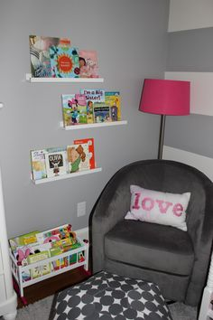 Kendall's New Room   Project Nursery