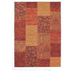 Buy Vienna Rug - 155x230cm - Terracotta at Argos.co.uk, visit Argos.co.uk to shop online for Rugs and mats