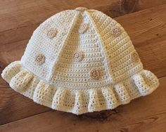 sun hat by Kate Eastwood