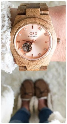Shop our collection of wood watches for women & her by JORD. JORD is a premium designer of hand-crafted wood watches for ladies. Look Fashion, Fashion Beauty, The Bling Ring, Diamond Are A Girls Best Friend, Mode Style, Girly Things, Women's Accessories, Jewlery, Jewelry Watches