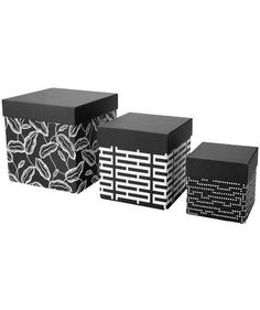 AVSIKTLIG Box with Lid | We can't get enough of the bright colors and bold patterns.