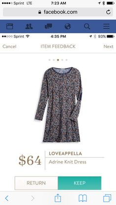 Fall floral dresses <3 but would love a lower neckline great with tights and boots