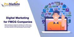 Grow your FMCG Business using digital marketing | Promarketo Digital Marketing Agency
