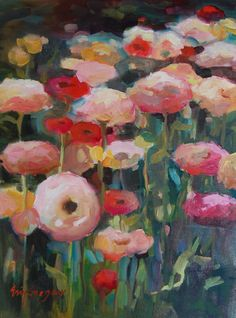 poppies by Erin Gregory
