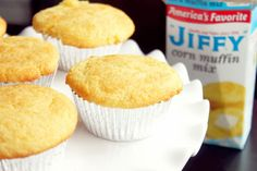 Famous Daves Cornbread Muffins Copycat. They have the best corn muffins I've ever tasted, I can't wait to try this recipe!