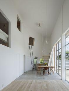 和泉大宮の住居 « Tato Architects – タトアーキテクツ / 島田陽建築設計事務所