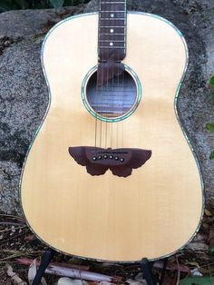 This Guitar is not for sale Bass Amps, Bridge Design, Guitars For Sale, Box Guitar, Guitar Design, Acoustic Guitars, Mandolin, Ukulele, Music Instruments