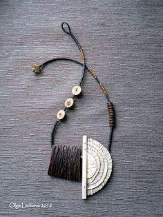 Этническое колье. CERNIT Ethnic necklace. CERNIT | by Ольга Леднева