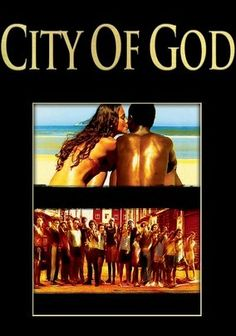 "City of God (2002)   ""Buscapé (Alexandre Rodrigues) is frightened he'll end up like the countless others around him -- troubled, violent or dead. But his saving grace is his photographer's eye..."""
