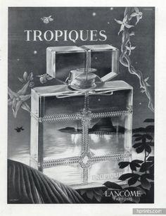 Lancôme 1947 Tropiques