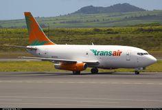 Boeing 737-2T4(Adv) N737CS 23272 Kahului Airport - PHOG