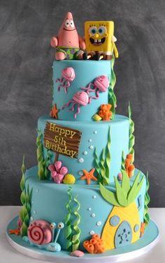 Excellent Picture of Spongebob Birthday Cakes . Spongebob Birthday Cakes Bes… Excellent Picture of Spongebob Birthday Cakes . Spongebob Birthday Cakes Bespoke Spongebob Cake Cupcakes Celebration Cakes For All Events Spongebob Birthday Party, Birthday Cake Girls, Spongebob Party Ideas, Birthday Cupcakes, 5th Birthday, Cartoon Birthday Cake, Happy Birthday, Spongebob Torte, Crazy Cakes