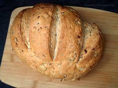Raz a dobrze: Powrót do codzienności - chleb na poolish