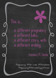 Pregnancy after loss affirmation - Rainbow Baby - Pregnancy After Miscarriage, Pregnancy After Loss, Pregnancy Affirmations, Birth Affirmations, Positive Affirmations, Rainbow Baby Announcement, Diaper Bag, Pregnancy Quotes, Pregnancy Tips