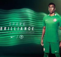 Welcome to Olusola Olaniyi's Planet blog : NFF unveil new Nike jersey for Super Eagles of Nig...