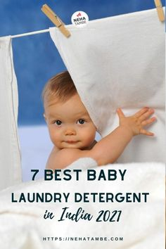 7 Best Natural Laundry detergents for babies in India 2021 %count Best Natural Laundry Detergent, Baby Laundry Detergent, Gentle Baby, New Parents, Parenting Advice, Baby Care, Digital Marketing, Count, India