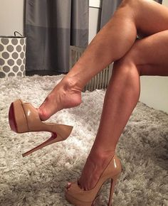 She said! Fetch the hairbrush I;m going to give you that spanking I promised you over my knee! http://www.mistressadvisor.com #highheelsboots