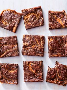 Need a decadent, sweet tooth satisfying and crazy gorgeous treat? These Caramel Brownies have you covered! So addictive, you'll want the whole pan