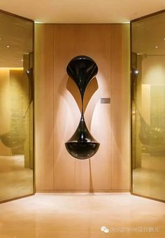 【首发】雅布中国最新力作:北京国贸梵·悦108 Contemporary Sculpture, Contemporary Art, Wall Sculptures, Sculpture Art, Artwork Lighting, 3d Artwork, Mirror Art, Fantastic Art, Door Design