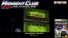 Midnight Club: Los Angeles (The Golden Palace: West Hollywood) - YouTube