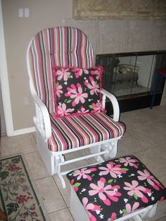 ... glider chairs on Pinterest  Glider chair, Gliders and Big girl rooms