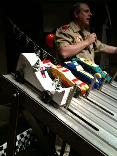 Pinewood Derby Race Cars Cub Scouts