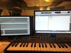 Recording Session...