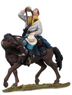 BlackHawk: BH1312, The West, Ride to Glory, U.S. Cavalry Trooper #5, 1876 in Toys & Hobbies, Toy Soldiers, 1970-Now | eBay