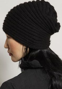 Hats are an easy way to start designing your own knitwear - express yourself - choose your own yarn texture, map out a pattern - try new stitches - be free!