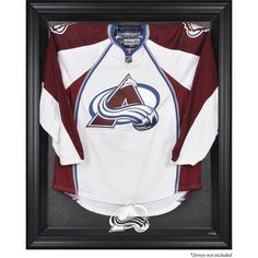 Mounted Memories Jersey Display Case NHL Team: Vancouver Canucks, Color: Brown