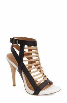 Calvin Klein 'Nalo' Caged Sandal (Women)
