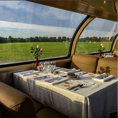 1. Pullman Rail Journeys