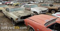 Six Muscle car era Chevelles find new owner, now these collectibles for sale again
