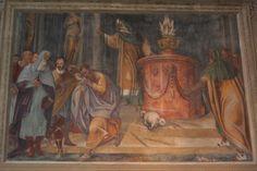 Scuola della Carità, Dario Varotari