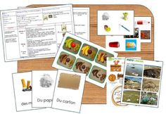 resources cycle 2 sorting and recycling of waste, Educational Science, Ap French, Learn French, Recycling Of Waste, French Worksheets, Education Degree, Thematic Units, Classroom Language, Cycle 3, French Lessons
