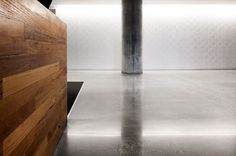 why choose polished concrete floors home flooring home renovation ideas