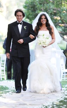 Caitlyn As Bruce Walked Khloe Down The Aisle At Her 2009 Wedding To Lamar Has Made No Public Statement Of Support For Or During