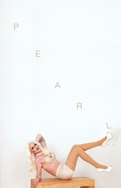 PEARLFECTION ~ Pearl ~ RuPaul's Drag Race Season 7 ~ RPDR ~ start your engines