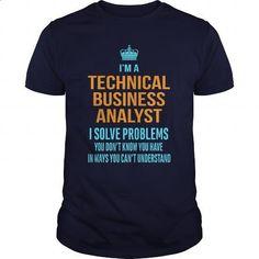 Technical Business Analyst - #black hoodie mens #design shirt. ORDER HERE => https://www.sunfrog.com/LifeStyle/Technical-Business-Analyst-Navy-Blue-Guys.html?60505