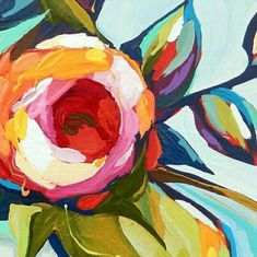Oil painting Flowers art famous black and white paintings on canvas painter of sunflowers unstretched canvas art best canvas art Oil Painting Flowers, Abstract Flowers, Flower Painting Abstract, Abstract Oil, Colorful Flowers, Vibrant Colors, Painting Inspiration, Diy Art, Art Lessons