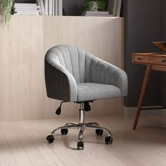 Amy Task Chair Reviews Allmodern In 2020 Chair Chair Upholstery Modern Office Chair