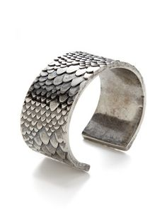 Marc by Marc Jacobs Jewelry Petal To The Metal Dragon Cuff Bracelet