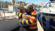 Halifax sailor returns after solo round-the-world trip