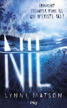 Nil est un livre écrit par Lynne Matson qui est sorti le 18 février dernier chez les éditions Pocket Jeunesse. Un roman entre #Lost et Le Labyrinthe avec un bon rythme et de bons personnages. #youngadult #livre #Labyrinthe