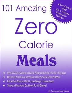 Zero Point Weight Watchers Foods by Beverly Joiner